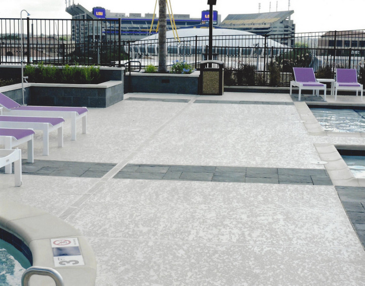commercial pool deck san diego