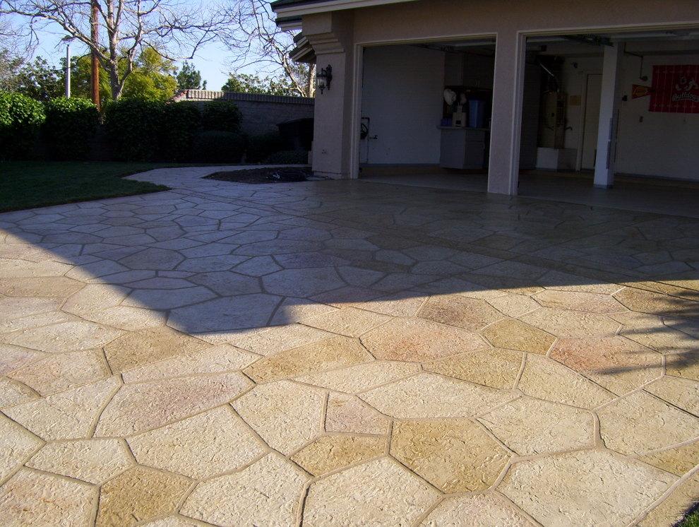concrete driveway installation san diego ca