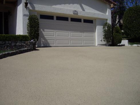 concrete driveway san diego