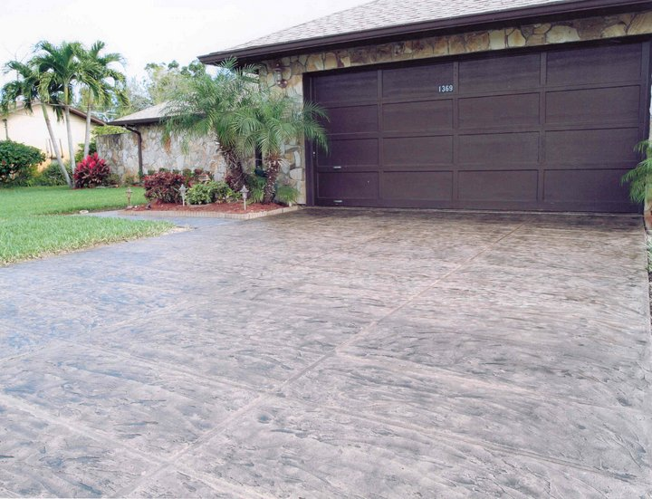 Driveways San Diego Concrete Coating Specialists Inc