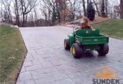 concrete driveway refinishing san diego