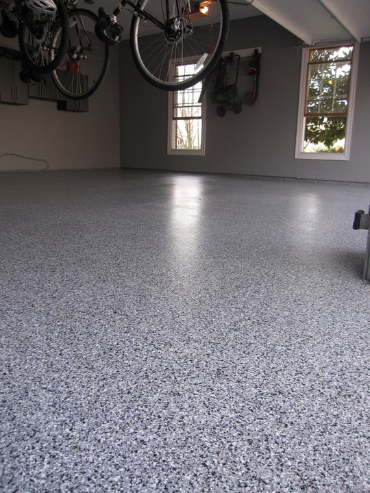 Garage floors san diego concrete coating specialists inc for Best product to clean concrete garage floor