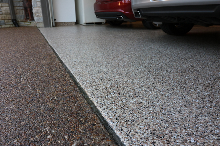 Garage Floors San Diego Concrete Coating Specialists Inc