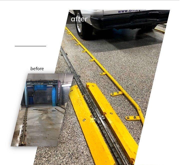 A+ Garage Flooring San Diego Contractor