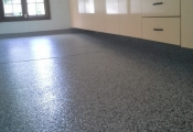 garage floor installation san diego