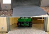 garage flooring installation san diego