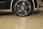 san diego epoxy garage floor