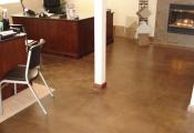 commercial interior floor san diego