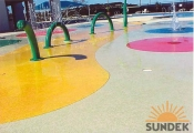 commercial concrete park resurfacing san diego
