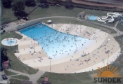 commercial concrete water park resurfacing san diego