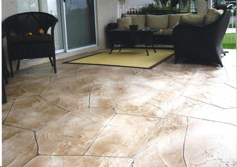 Patios San Diego Concrete Coating Specialists Inc