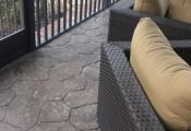 decorative concrete patio san diego