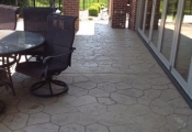 stamped concrete overlay patio san diego