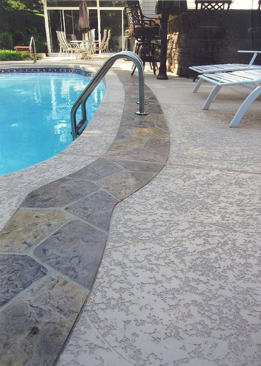 Pool Deck San Diego Concrete Coating Specialists Inc