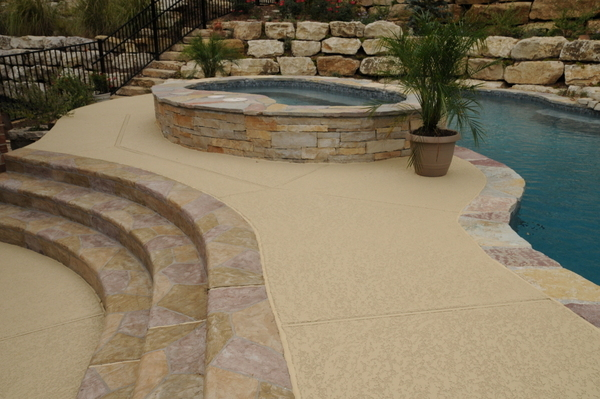 Quality Concrete Pool Deck Resurfacing Coatings & Repair