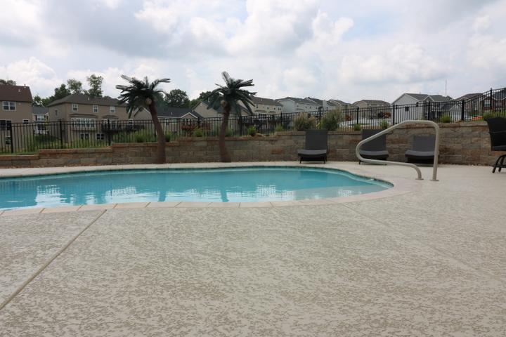 Pool Deck San Diego Concrete Coating Specialists Inc
