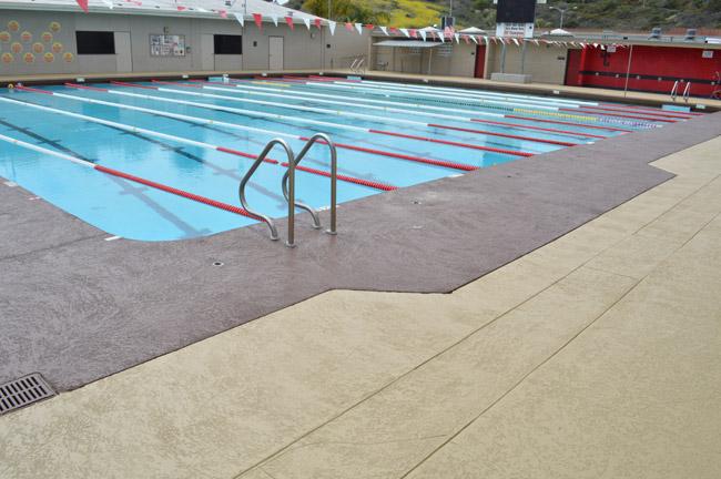 concrete pool deck san diego