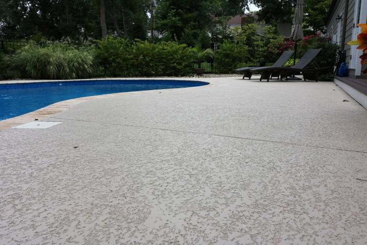 Pool Deck Resurfacing San Go