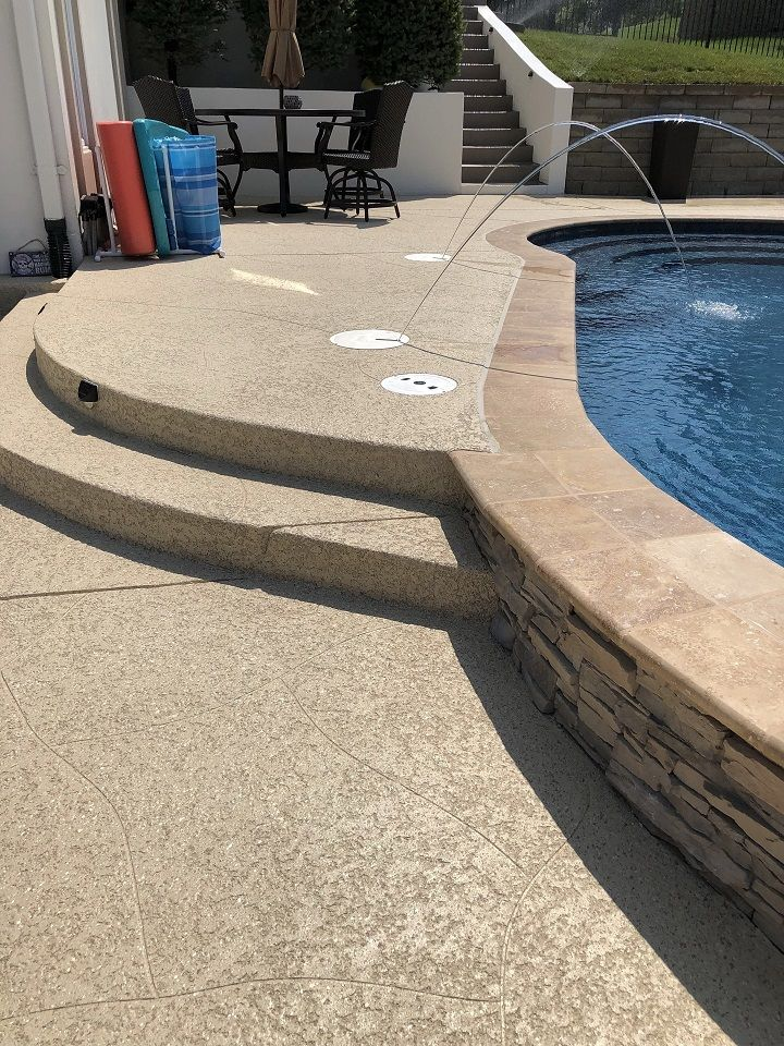 pool decking san diego