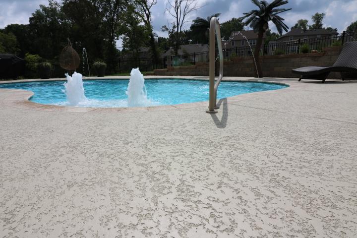 Pool Decking San Go