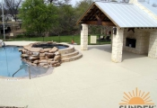 concrete pool deck design