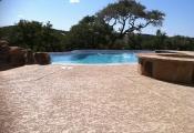 san diego pool decking
