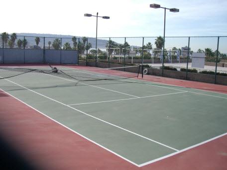 Sports Court Refinishing San Diego Concrete Coating