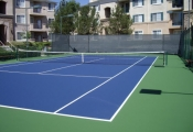 sports court refinishing san diego