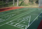 sports court refinishing san diego