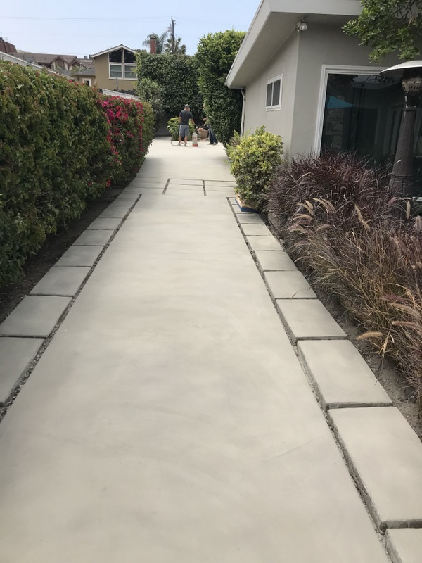 Walkways San Diego Concrete Coating Specialists Inc