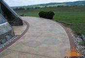 concrete walkway san diego