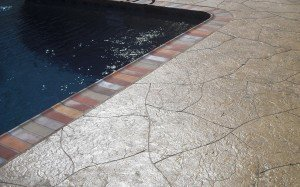 concrete pool decks