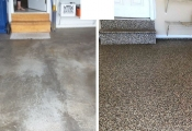 garage floor repair san diego