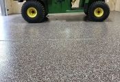 epoxy garage floor san diego