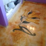 stained concrete san diego