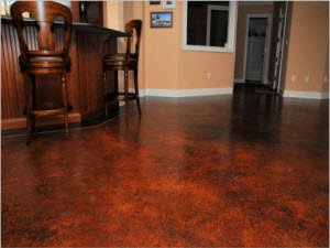 Best stained concrete san diego contractor 619 443 2318 for Indoor concrete cleaner