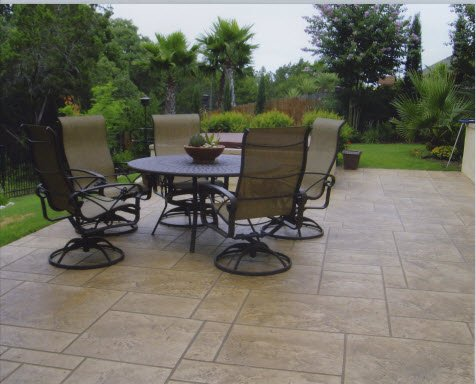 #1 Stamped Concrete Contractor San Diego (619) 443 2318