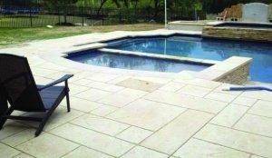 Poway, CA Pool Deck Resurfacing