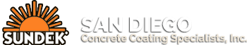 San Diego Concrete Coating Specialists, Inc.