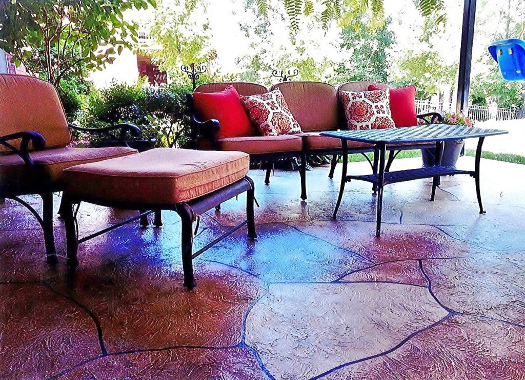 Decorative Concrete San Diego Contractor