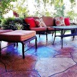 stamp concrete patio san diego