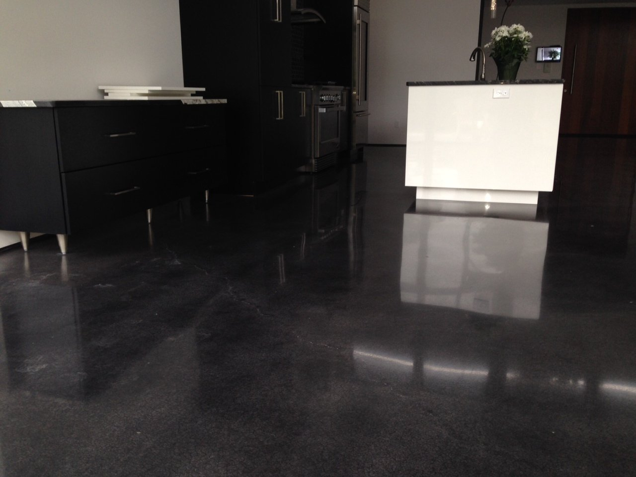 Commercial Polished Concrete Floor Contractor San Diego