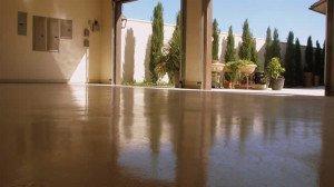 concrete floor san diego