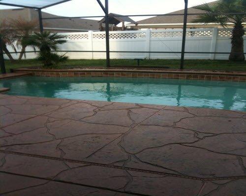 pool deck remodeling