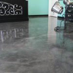 polished concrete san diego