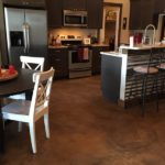 residential stained concrete san diego