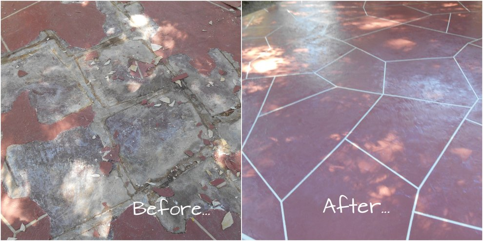 concrete repair san diego