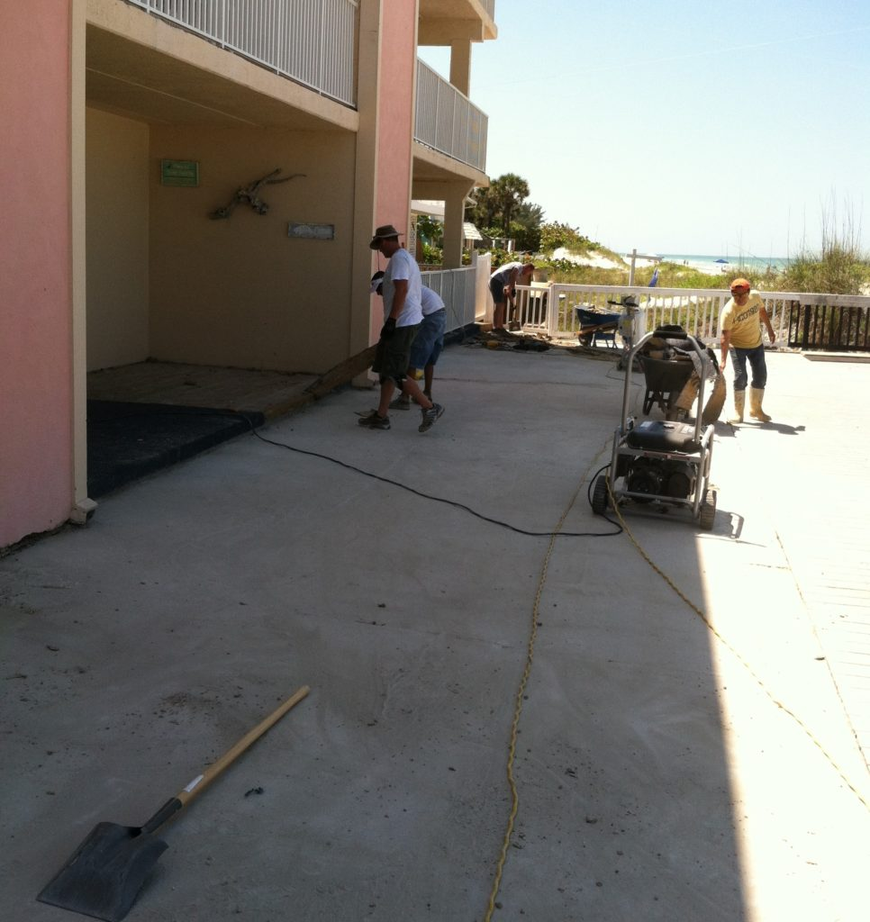 San Diego Concrete Coating Specialists, Inc