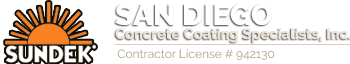 San Diego Decorative Concrete